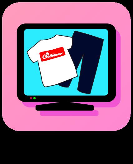 TV衣装情報