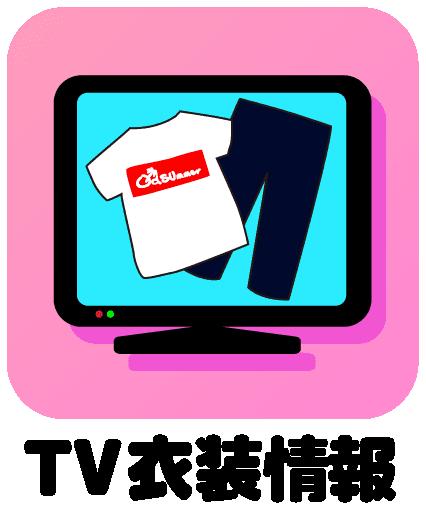 テレビ番号衣装情報