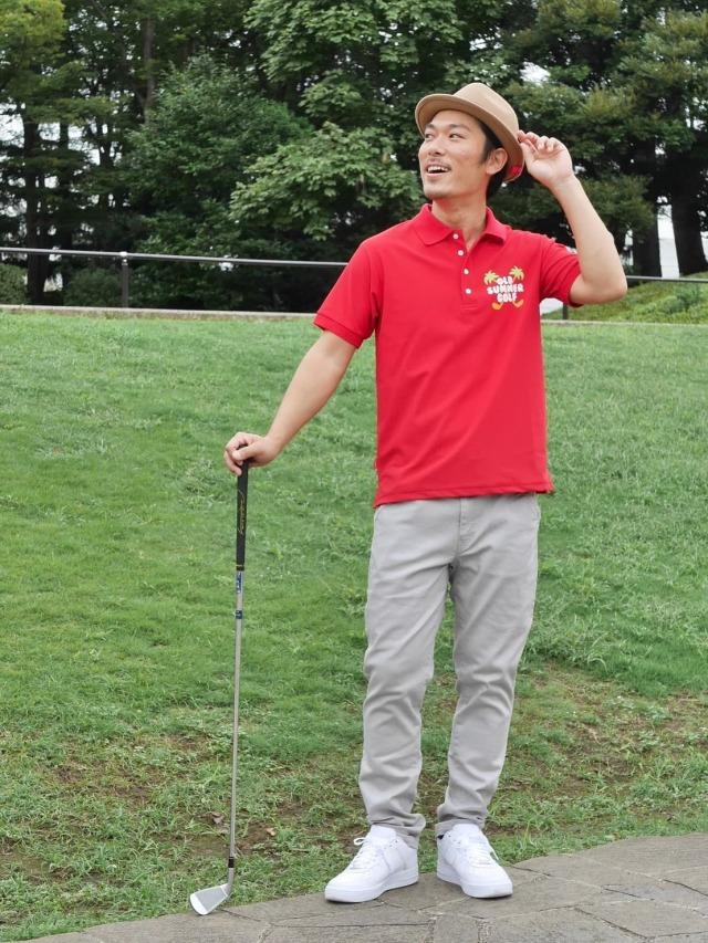 ゴルフパンツ