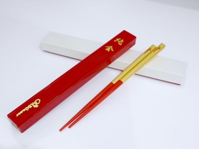 箸箱と箸セット